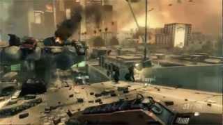 Call of Duty Black Ops 2 - Gameplay Demo Walkthrough E3 2012 [HD] (Xbox 360/PS3/PC)