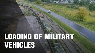 Russian army leaving Belarus after Zapad 2017 drills