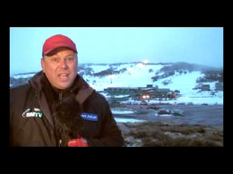 Snow Report 27th June 2009 Perisher NSW Snowy Mountains