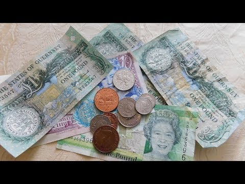 Guernsey Coin & Banknote Hunt!