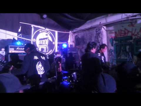 Braincell live at Not A Fest, Rumah Api