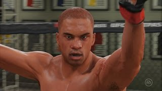 EA Sports UFC 2 Career Mode - Chris Smoove Creation! Gameplay