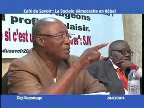 Brazzaville : Le Café du Savoir