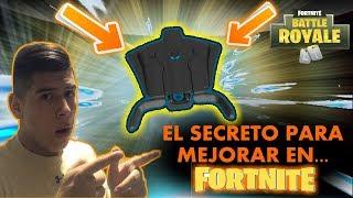 "Secreto para ""mejorar"" en Fortnite: Battle Royale. -Aldo_Tuck-"