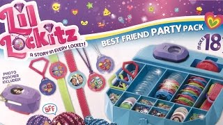 Download lagu Lil Lockitz Best Friends Party Pack from Alex Brands