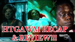 How To Get Away With Murder RECAP & REVIEW!!! (Seasons 1-3)