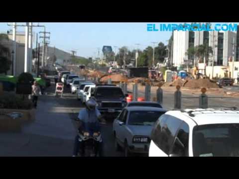 Regreso a clases congestiona a Hermosillo