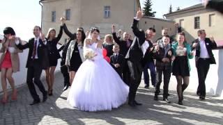 Классная свадьба, Катя и Саша:)Очень динамично и живо!!!! 20 апреля,Гродно!