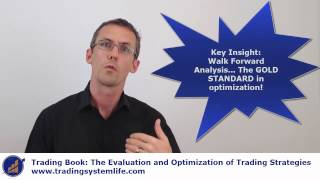 Trading Books: The Evaluation and Optimisation of Trading Strategies