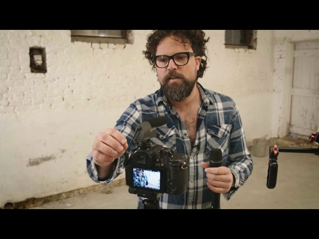 MKE Camera Microphones Tutorial Part 1 of 5 – An Introduction I Sennheiser