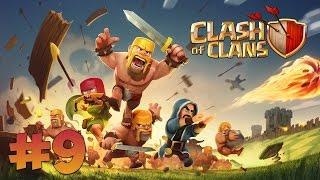 COMO REVENTAR CON GLOBOS Y GIGANTES | CLASH OF CLANS #9