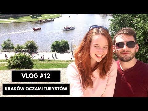 Kraków oczami turystów 🐲 VLOG #12 mniejsze od trzech