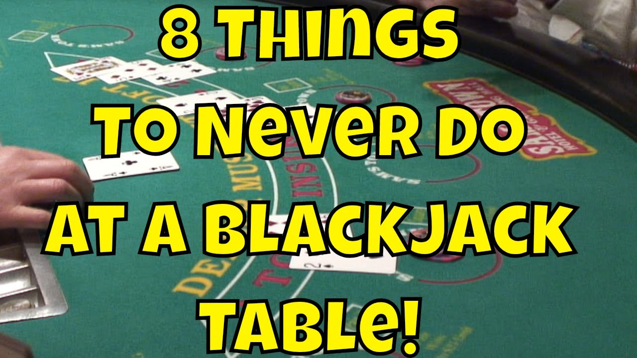 how to play casino blackjack youtube