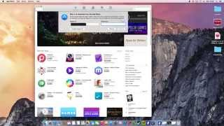 How To Install App From Mac App Store (All Mac Versions!)