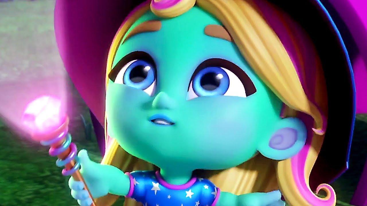 Supermonstruos Temporada 2 Tráiler Español Animación Familia Niños