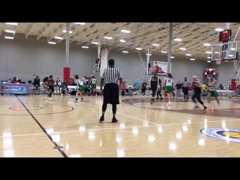 Indy Magic (Blanding Blue Star) wins 63-32 over MBA Select (10th) - Mid America Challenge