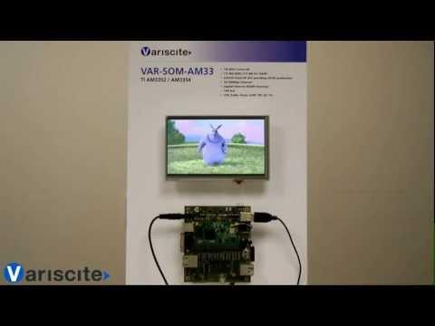 VAR-SOM-AM33 - TI AM335x (AM3354 , AM3352) - Running Jelly Bean