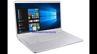 Samsung Notebook 9 Review - World