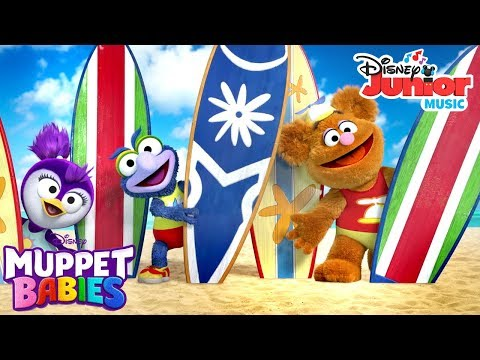 Never Have to Say Goodbye (to the Summer) | Music Video | Muppet Babies | Disney Junior