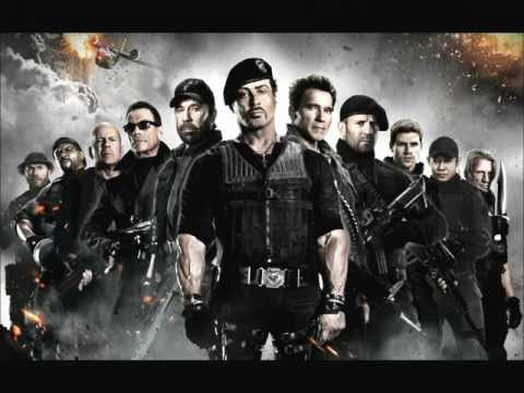 7# The Expendables 2 Preparations OST
