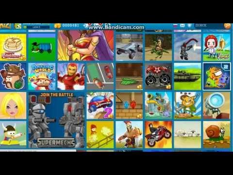 сайты онлайн игр - online games - популярные сайты онлайн игры - обзор сайтов