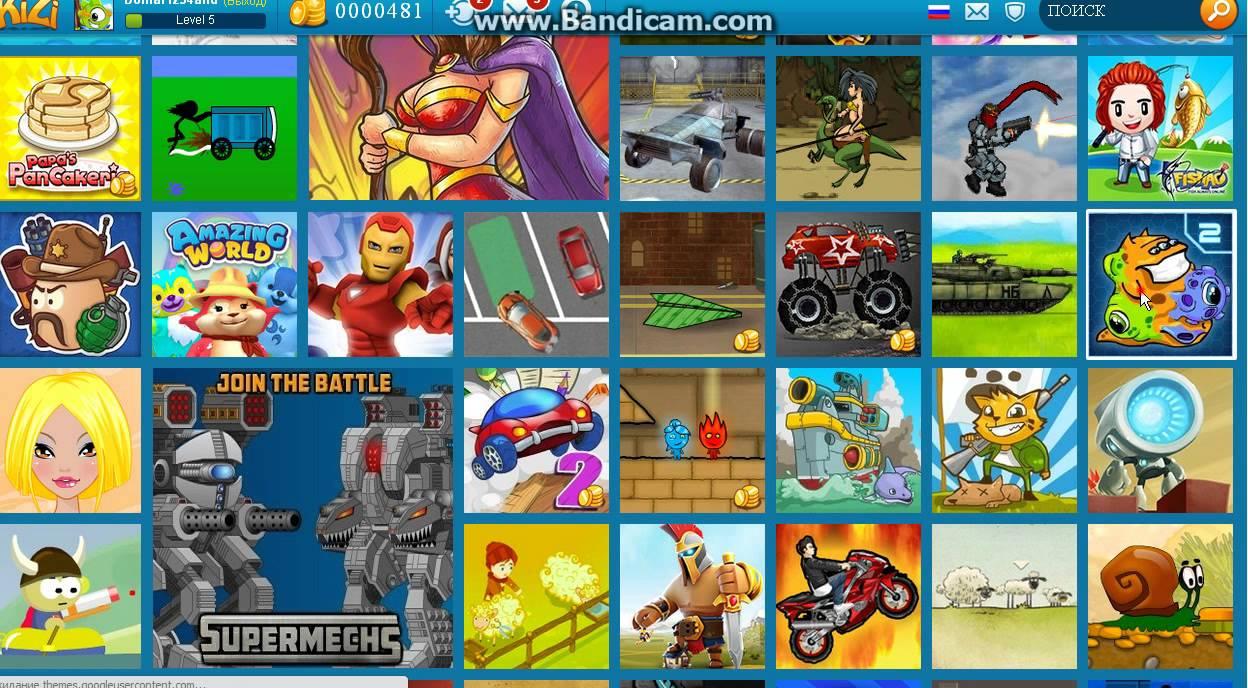 игровые сайты для игры
