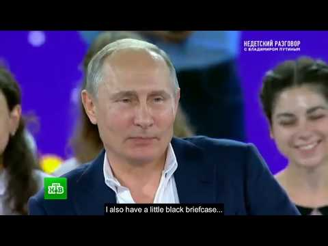 Putin: I'm just an ordinary person