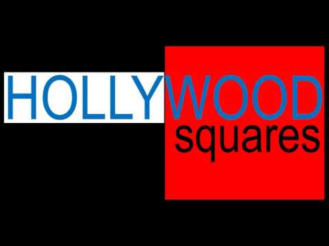 Hollywood Squares Theme (2001-2002)