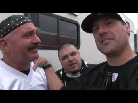 """What does Raiders - Broncos mean to you?"" (Broncos @ Raiders 2012 Tailgate Party)"