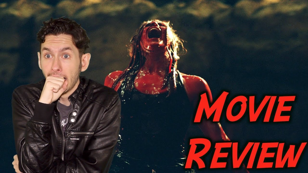 The Descent - Movie Review - YouTube