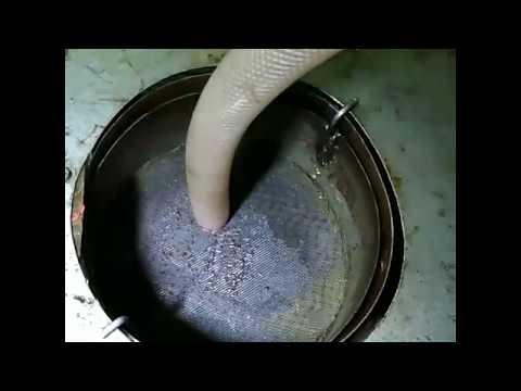 Промывка печки без разбора Mersedes Sprinter