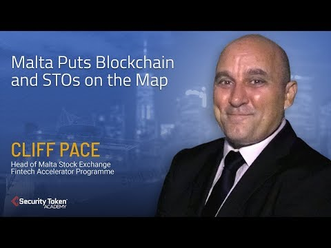 Malta Puts Blockchain and STOs on the Map