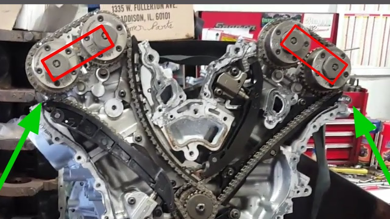 Dodge Charger 2012 Engine Timing Chain V6 3 6 Lite Dodge