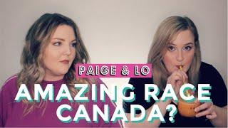 AMAZING RACE CANADA? || STORYTIME