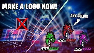 How To Make A Professional Gaming Logo For Free!
