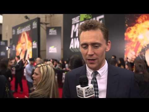MTV Movie Awards 2013 - Tom Hiddleston Red Carpet Interview
