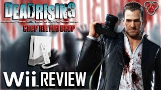 Dead Rising - Chop Till You Drop   Nintendo Wii Review   Capcom's OTHER zombie franchise