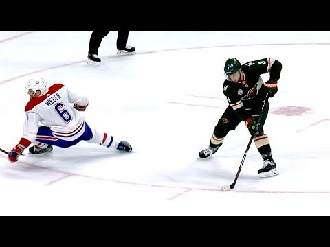 Coyle uses perfect deke/backhand for SHG