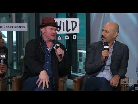 """Jermaine Fowler, Maz Jobrani, David Koechner & Rell Battle Chat About """"Superior Donuts"""""""
