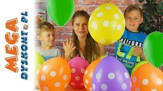 Balony Z Niespodziankami! • Rozbijanie baloników !!! • openbox