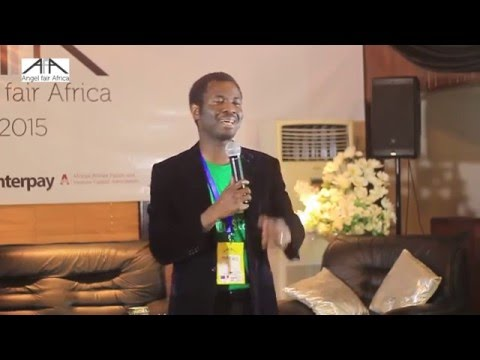 Angel Fair Africa 2015 - Startup Pitches - Adetayo Bamiduro of Metro Africa Xpress