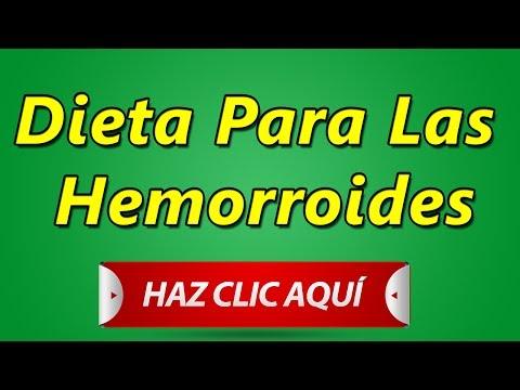 Dieta para combatir las hemorroides que comer y que doovi - Hemorroides alimentos prohibidos ...