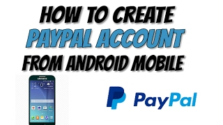 How To Create Paypal ACCOUNT and withdraw ONLINE EARNINGS AND PAYMENT'S|| piddi tech tv