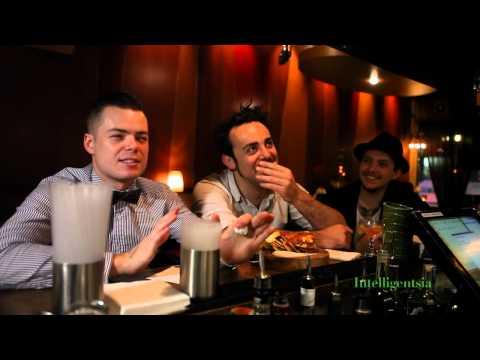 Dan Gregory, Black Pearl & The Attic Cocktail Bar Melbourne - Barware