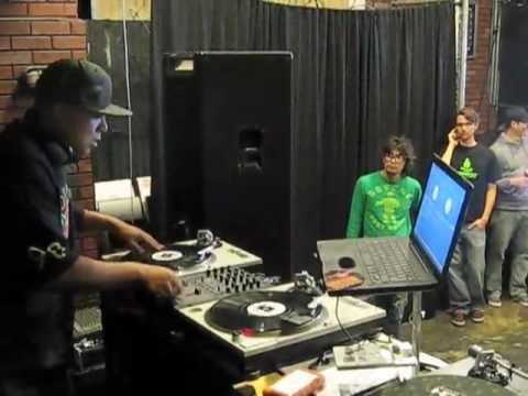 DJ Babu (Beat Junkies) @ Scratch DJ Academy LA