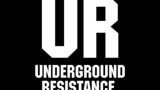 Underground Resistance 90 - 93 Mix + 2 another tracks in the mix