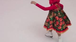 Арина Чупахина калинка малинка