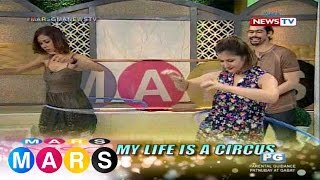 Mars: My life is a circus