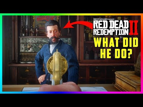 The Valentine Doctor Has A DARK & CREEPY Secret You Don't Know About In Red Dead Redemption 2! thumbnail