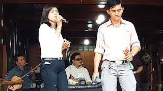 Hai anh chị này chỉ là nghiệp dư mà hát hay quá | Tấn Hiệp - Ngọc Hà | Tình hận Cô Tô